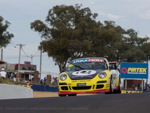 2017 Bathurst 12hr – Wall Racing Porsche 997 Cup