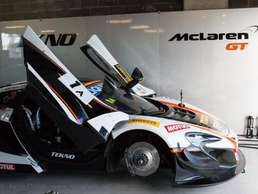 2017 Bathurst 12hr – Tenko Autosports McLaren GT