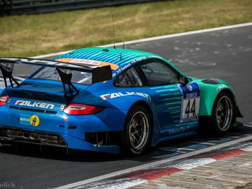 Falken Porsche 2014 Nurburgring 24 Hours