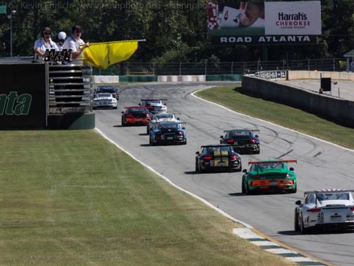 Porsche GT3 Race Safety Car