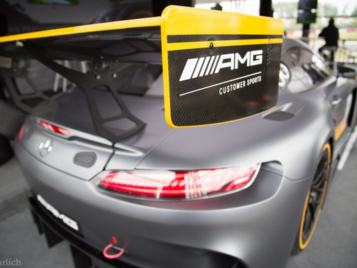 Mercedes GT3 racing news – will be at the IMSA November test