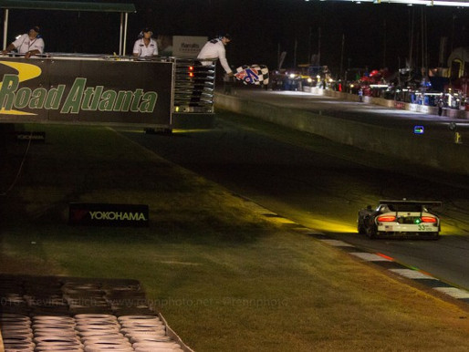 Bleekemolen Takes the Win in final IMSA Race for Viper