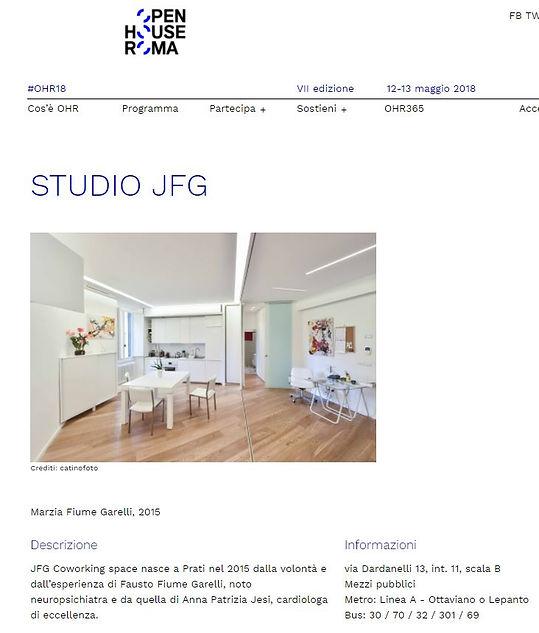 NEWS & AWARDS - FA Architecture | FiumeArchitecture. | Roma