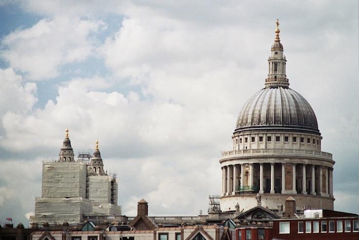 Las iglesias y catedrales de Londres