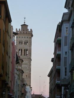 Torre de La Magdalena.