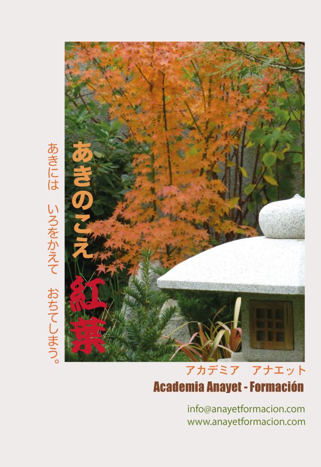 La voz del otoño - JAPONES