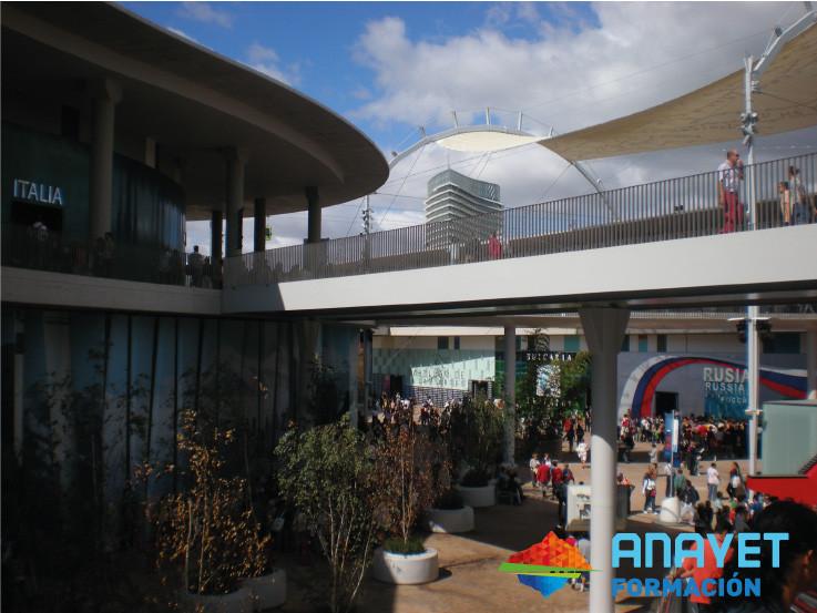 Expo Zaragoza 2008 - La torre del agua