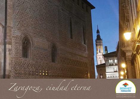 Zaragoza Ciudad Eterna
