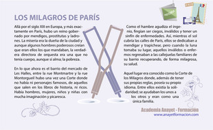Los milagros de París