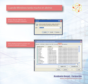 Windows tarda mucho en abrirse