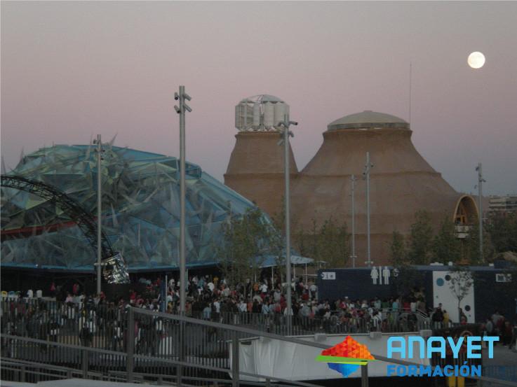 Expo Zaragoza 2008 - El faro