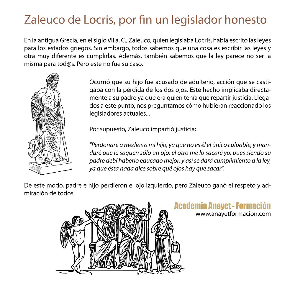 Zaleuco de Locris