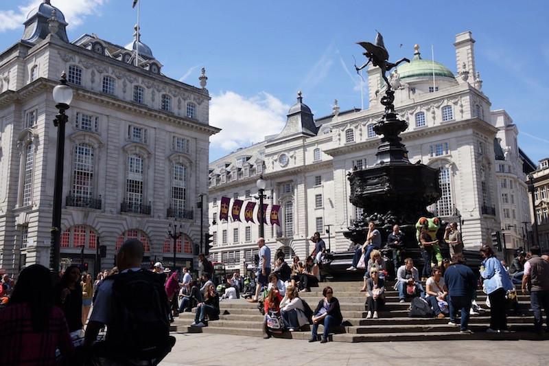 Plazas de Londres