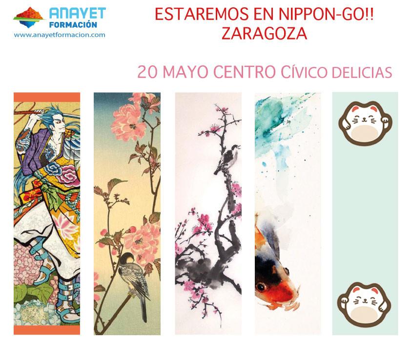 Cultura japonesa - Talleres gratuitos en Zaragoza