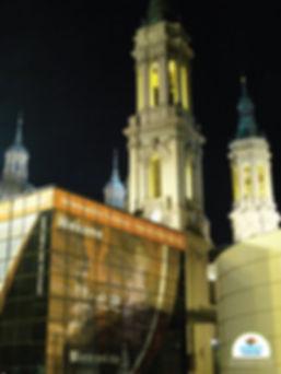 Bienvenidos a Zaragoza