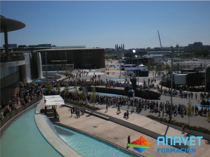 Expo Zaragoza 2008 - El Pilar