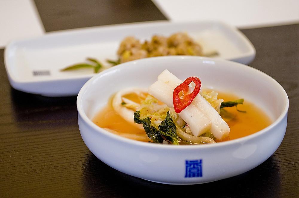 Comemos en Corea - Vocabulario coreano