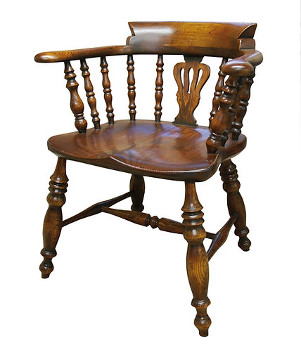 BC14 Captains chair with splat
