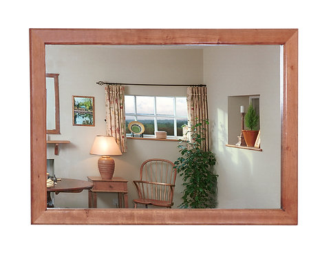 TL970 Heavy chamfered mirror