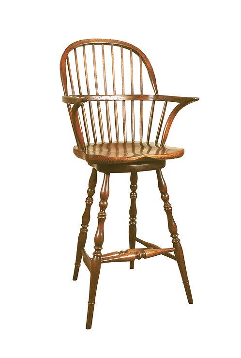 BC34 Swivel bar stool
