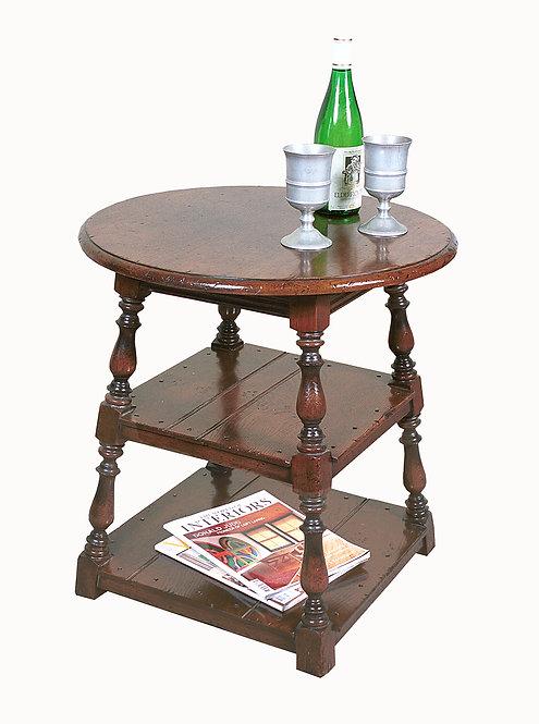 HL48 Tavern table with secret drawer.