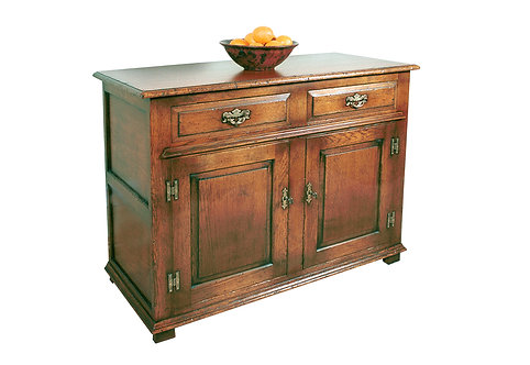 TL51P Sideboard with 2 cupboards and 2 drawers
