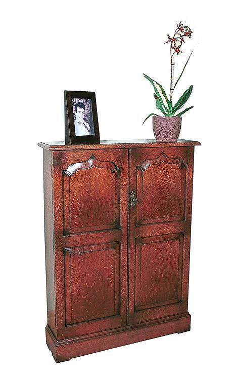 TL44 Floor standing CD/DVD cabinet