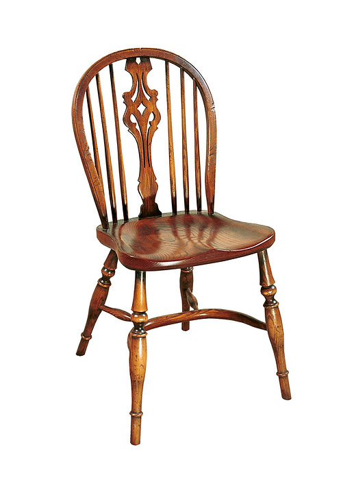 BC4CL Small Georgian side chair