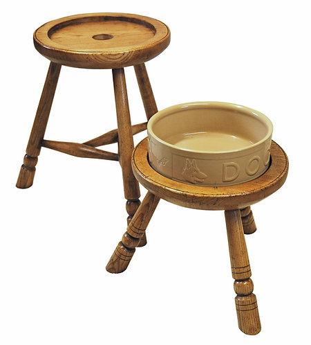 BC31AD/BC33D Dog bowl stools