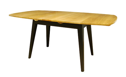 HL230 Modern shield top extendable table