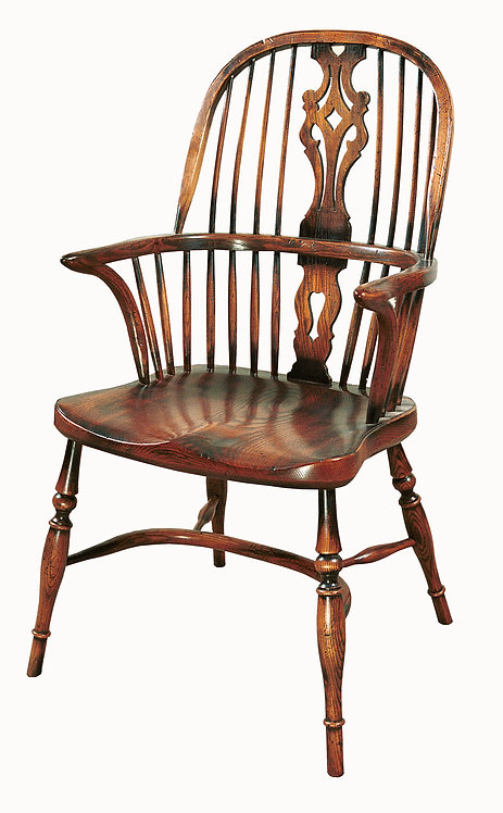 BC3 Georgian arm chair