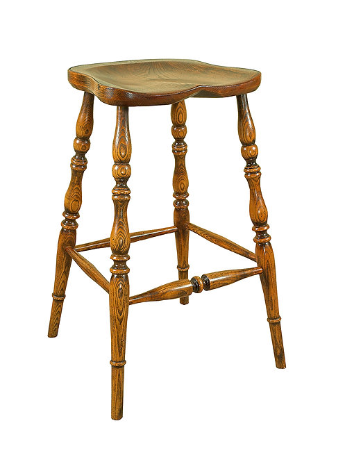 BC32 Saddle seat bar stool