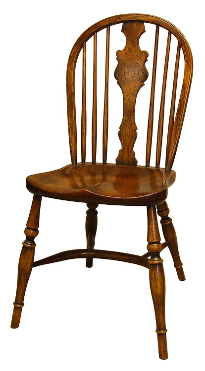 BC4MH Middle height Georgian side chair