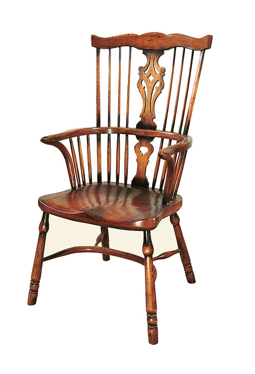 BC62 Fanback armchair