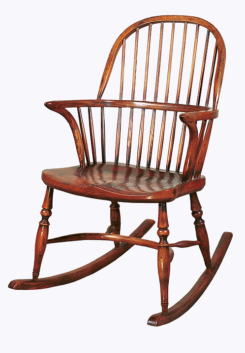 BC7R Stickback rocking chair