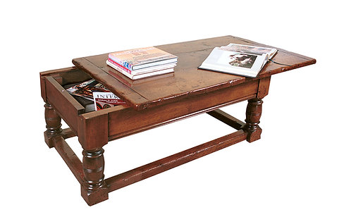 HL002TU Occasional table with storage.