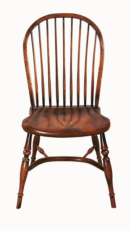 BC58 Large stick back side chair