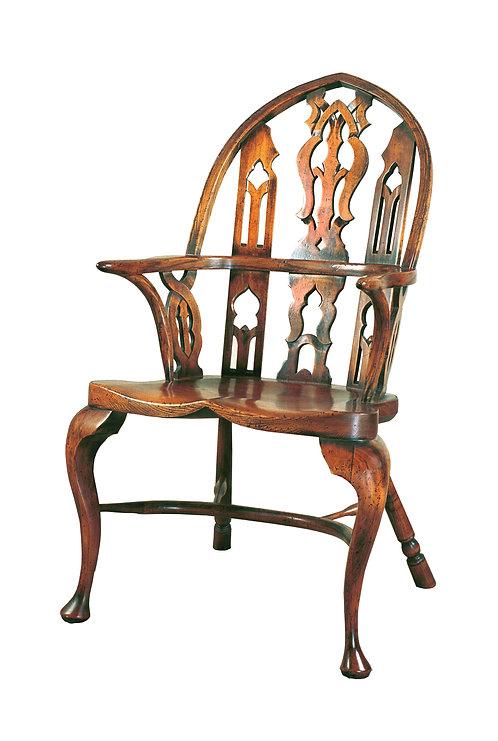 BC17 Gothic armchair