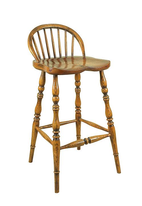BC391 Stick back bar stool