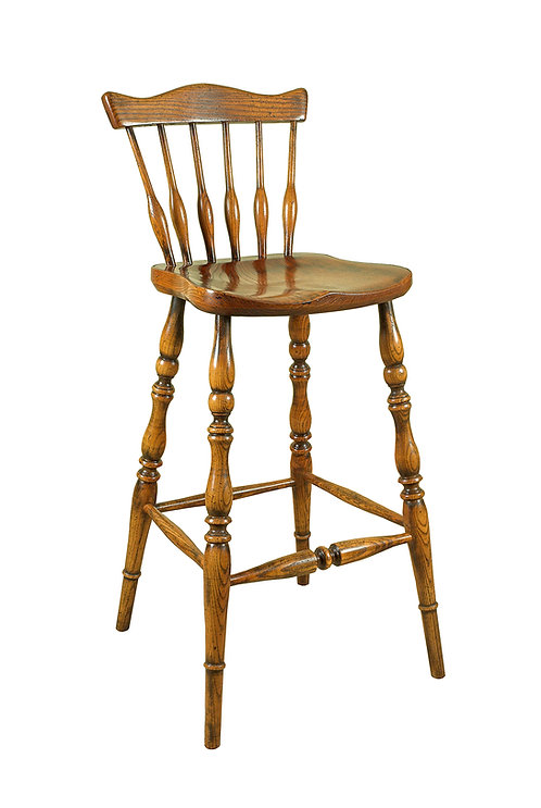 BC36 Comb back bar stool