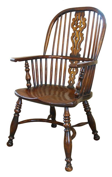 BC11 Yorkshire broadarm chair