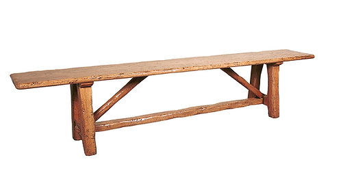 HL92B Refectory trestle bench