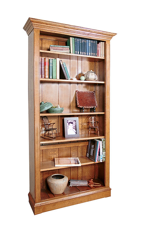 TL99 Tall bookcase with 5 adjustable shelves