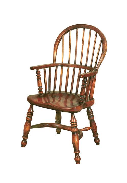 BC7C Childs stickback armchair