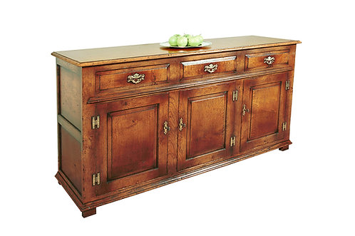 TL53P Sideboard with 3 cupboards and 3 drawers