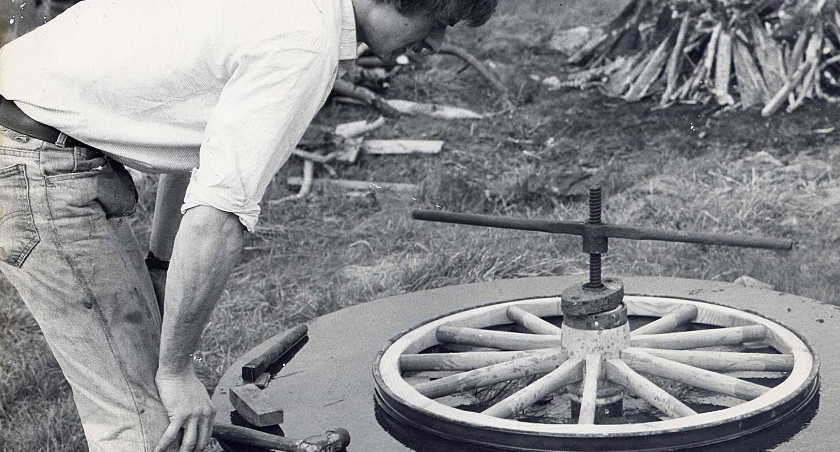 Miles Gill Wheel
