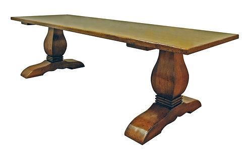 PE1 Large pillar end table.