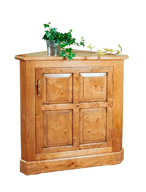 TL961B Chamfered corner cupboard