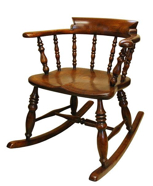 BC15R Captains rocking chair