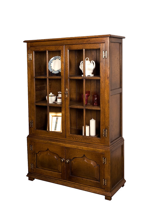 TL40G Glazed display cabinet